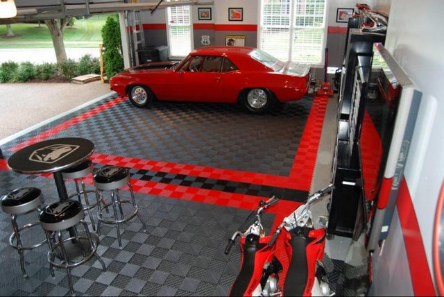 Advantages Of Using Vinyl Garage Floor Tiles Marketing Research